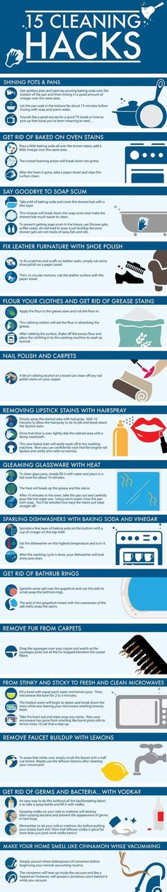 Cleaning Hacks and Tips for the new Spring Cleaning Season – cleaning Schedule, printables and infographics. Your household cleaning will be a fun experiment with these surprising cleaning recipes and tricks! Household Cleaning Tips, Cleaning Checklist, House Cleaning Tips, Deep Cleaning, Spring Cleaning, Cleaning Schedules, Home Cleaning Services, Bathtub Cleaning, Cleaning Stove