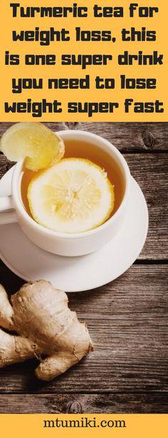 Kurkuma-Tee zur Gewichtsreduktion, dies ist ein super Getränk, das Sie brauchen… Turmeric tea for weight loss, this is a super drink you need to lose weight super fast – turmeric tea – Weight Loss Detox, Weight Loss Drinks, Weight Loss Smoothies, Lose Weight, Best Diet Drinks, Healthy Drinks, Healthy Food, Healthy Weight, Healthy Eating