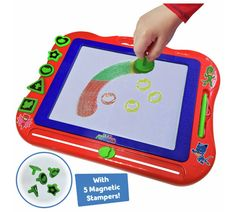 Buy PJ Masks Colour Magna Doodle Drawing Tablet | Painting, drawing and colouring toys | Argos