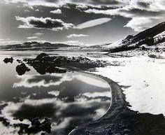 Brett Weston - Mono Lake
