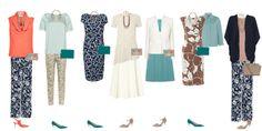 Spring capsule wardrobe, capsule wardrobe evening wear