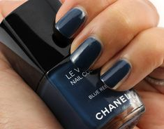 Les Jeans de Chanel : Blue Rebel