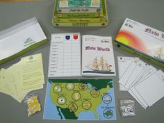 """New World"" - one of the board games developed as part of the project ""Operation P. Peace Building, Conflict Resolution, Teaching English, Board Games, Entertaining, Education, Projects, Log Projects, Teaching"