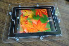 iPad VESA 100x100 mm enclosure Vesa Mount, Pos