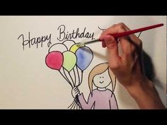 Happy Birthday To You! By Hilary Grist - YouTube