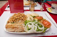 cod + naut + salata