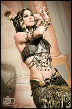 Rachel Brice's Datura Belly Dance project @ Tribal Fest 2015 Rachel Brice by Clint Elliott