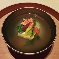 Kaiseki 10-course for this birthday girl! by wanderbloom