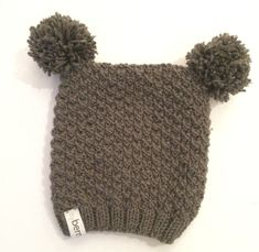 Lue og hals til ettåring – Strikk byBernsen Knitting For Kids, Baby Knitting Patterns, Crochet Patterns, Baby Barn, Free Baby Stuff, Chrochet, Kids And Parenting, Diy And Crafts, Winter Hats