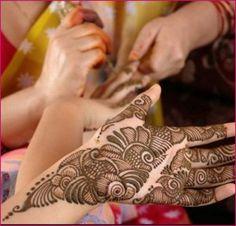Indian latest Mehendi design