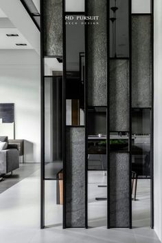 Ideas For Partition Screen Design Texture Interior Walls, Modern Interior, Interior Architecture, Interior Design, Interior Ideas, Natural Interior, Interior Livingroom, Apartment Interior, Interior Styling
