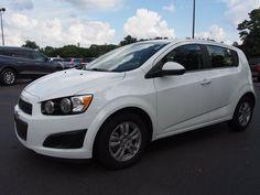 2013 Chevrolet Sonic, 24,955 miles, $15,995.