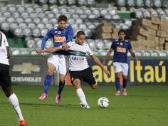 De olho em reação, Coritiba recebe o Cruzeiro, mordido por derrota em casa #globoesporte