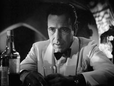"""Of all the gin joints in all the towns in all the world, she walks into mine."" Rick (Humphrey Bogart) in Casablanca If it's true that there are only two kinds of stories— ""a stranger comes to town…"