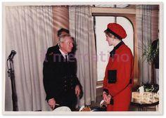 Foto Lady Diana  2 - Inaugurazione della Royal Princess