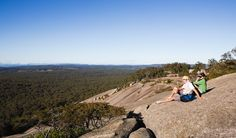 Photo of Bald Rock courtesy of NSW National Parks and Wildlife Service