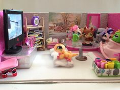 How to make a LPS room