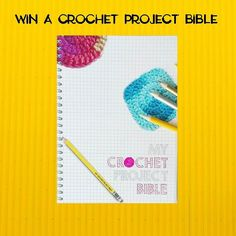 mpleximommy You have until this Saturday to be the lucky one to win a crochet project bible notebook.  Go on the photo just above this one follow the three easy peasy steps and good luck!  #crochet #virka #virkat #crochê #croche #hakeln #hækle #hækling #häkeln #örgü #ganchillo #crochetaddict  #crochetlove #stationery #giveaways #stationerygeek #tricot #crocheting #crocheteveryday #crochetersofinstagram #knit #knittersofinstagram #instacrochet #craftymom