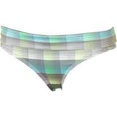 Nike Ultra Flattering Bikini Bottom - Women's Anthracite/Ice Blue/Multi-Color, XL Nike. $22.48