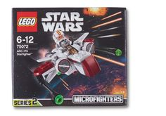 Lego Star Wars: ARC-170 Starfighter 75072 from Whitcoulls $17.99