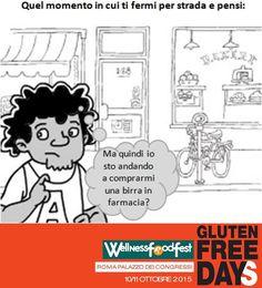 La birra #glutenfree la trovi su www.sglutinati.it e la trovi anche al Gluten Free days 2015! Ti aspettiamo sul nostro store e all'evento! Non mancare! #celiachia #senzaglutine #glutenfree #sglutinati