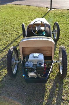 Cheap, Fun, and Fast: You're Going to Want a Cyclekart - Cars Cycle Kart, Diy Go Kart, Drift Trike, Wooden Car, Pedal Cars, Mini Bike, Kit Cars, Welding Projects, Wood Toys