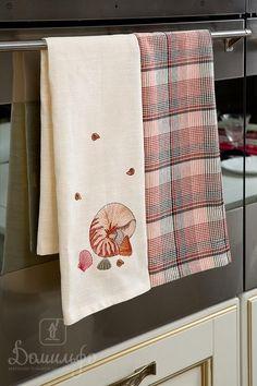 Набор полотенец РАКУШКИ беж 45х70 (2шт) от Arloni (Индия) - купить по низкой цене в интернет магазине Домильфо