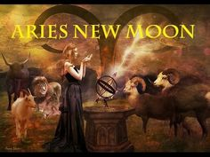 ARIES SUPER NEW MOON ♈ ..ASK FOR A TRUE BRILLIANT VISION TO SEE YOUR PAT...