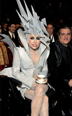 Lady Gaga from 2010 Grammys: Big Moments From the Show | E! Online