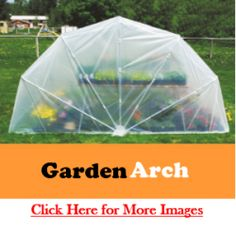 GardenArch collapsible greenhouse
