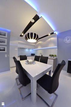 Mieszkanie Gdańsk - 48m2 - 2014 - Kuchnia, styl nowoczesny - zdjęcie od Studio86
