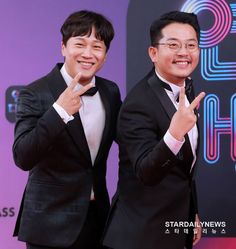 A post from Looking great, Cha Taehyun! 😍 One thing I love with the year-end awards ceremony is that we get to s. Cha Tae Hyun, Korean Variety Shows, 1st Night, Happy Pills, Season 3, Kdrama, Looks Great, Hilarious, Entertaining