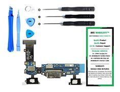 Samsung Galaxy S5 G900V - (VERIZON) Charge Port Flex Cable Connector Replacement Kit with DM Tools and Instructions Included - DIYMOBILITY  http://topcellulardeals.com/product/samsung-galaxy-s5-g900v-verizon-charge-port-flex-cable-connector-replacement-kit-with-dm-tools-and-instructions-included-diymobility/  REPLACEMENT CHARGE PORT FOR THE SAMSUNG GALAXY S5 INCLUDES A FULL DM TOOL KIT, DIYMOBILITY(TM) INSTRUCTIONS (if not included, then simply e-mail us), USB CHARGE PORT [IN
