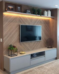 Home Living Room Design Wall unit Television Furniture Shelf Interior design Modern Tv Wall Units, Modern Tv Room, Modern Tv Cabinet, Modern Living Room Design, Modern Closet, Modern Wall, Modern Design, Living Room Tv Unit Designs, Tv Wall Unit Designs