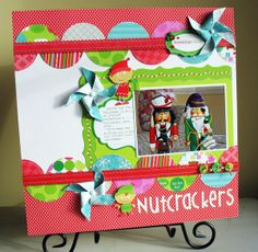 Nutcrackers by KathyMartin @Two Peas in a Bucket