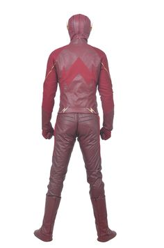The Flash Barry Allen Cosplay Costume Custom made