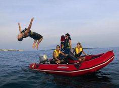 Zodiac - Rigid Inflatable Boat - Futura Mark 2