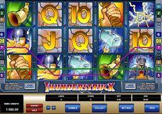 Громкий игровой автомат Thunderstruck на деньги - http://777avtomatydengi.com/gromkiy-igrovoy-avtomat-thunderstruck-na-dengi