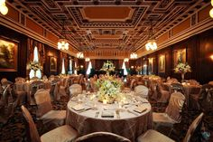 Nashville Wedding Venues and Reception Venue | The Hermitage Hotel