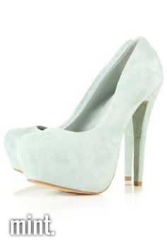 SULTRY Platform Court Shoes