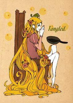Rapunzel (Tangled)/#1249637 - Zerochan