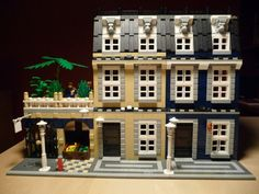 Brick Town Talk: May 2009 - LEGO Town, Architecture, Building Tips ...