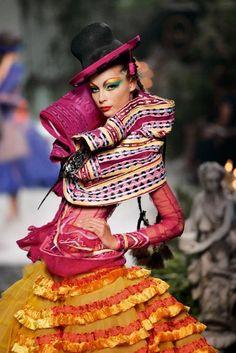 John Galliano for Christian Dior | Haute Couture, Automne/Hiver 2005-2006