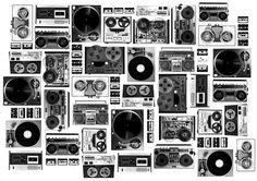 Audiofly Headphones by Brett Layton, via Behance