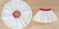 Double layer Circle Skirts – MADE EVERYDAY
