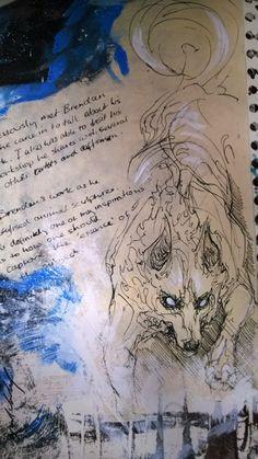 sketchbook illustration no. lost count by Abz-J-Harding.deviantart.com on @DeviantArt