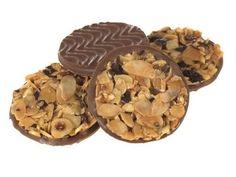 Receita de Florentino (Biscuit Florentine). Duas versões dos maravilhosos biscoitos italianos para acompanhar o seu chá. Desfrute desse requinte!