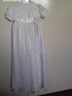 bridal lace with silk under lay and pearls makes this gown special; 0427820744 all orders by phone pls SOLD