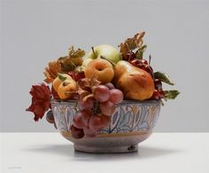 Crazy Realistic Still Life Paintings by Luciano Ventrone | Jeannie Huang