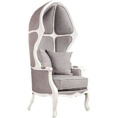 Bridget Accent Chair in Grey